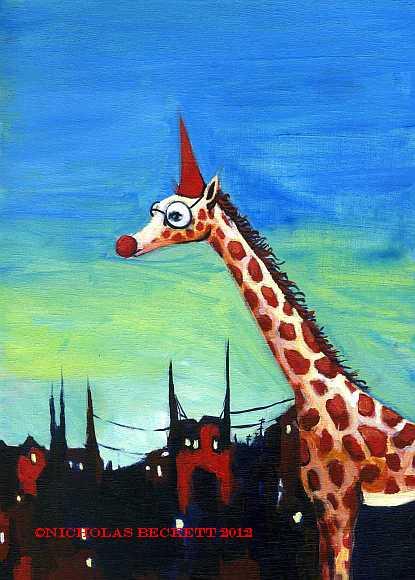 The Giraffe's Part