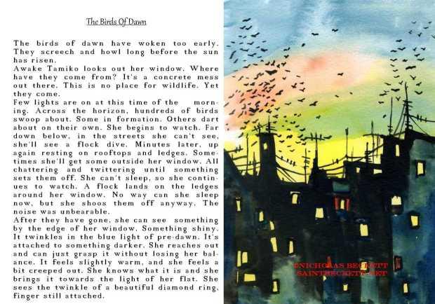 The Birds of Dawn