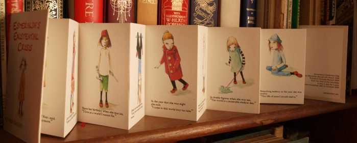 Esmeraldas concertina book