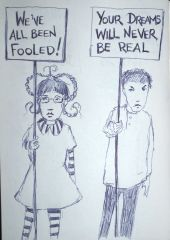 We;ve all been fooled