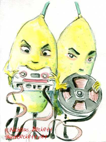 Lemons or bananas